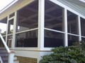 New Screened Porch
