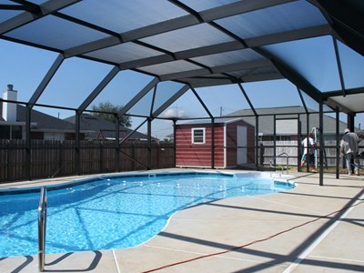 Pool Screen Enclosures