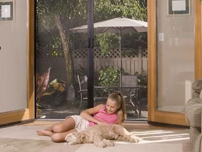 Screen Door Fabric Choices