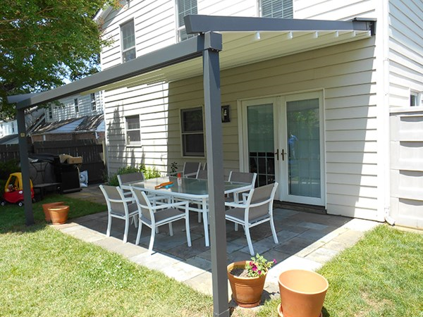 Sunair Level Pergola Awning System