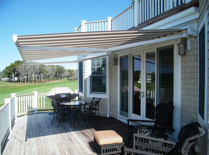Sunair Suntube Retractable Awning