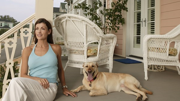 Pets and Your Porches